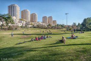 sacher park jerusalem