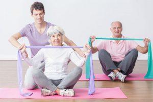 פעילות גופנית לגיל הזהב