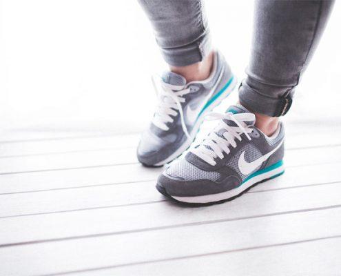 נעלי נייקי טובות להליכה