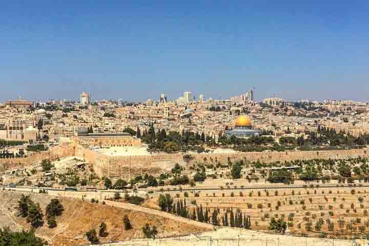 ירושלים הבירה