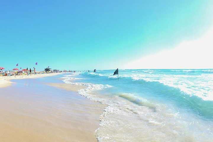 חוף הים בראשון לציון